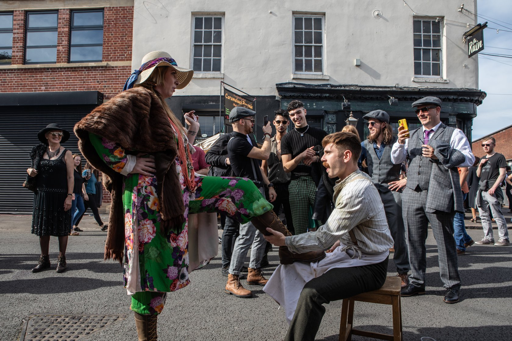 The Legitimate Peaky Blinder's Festival